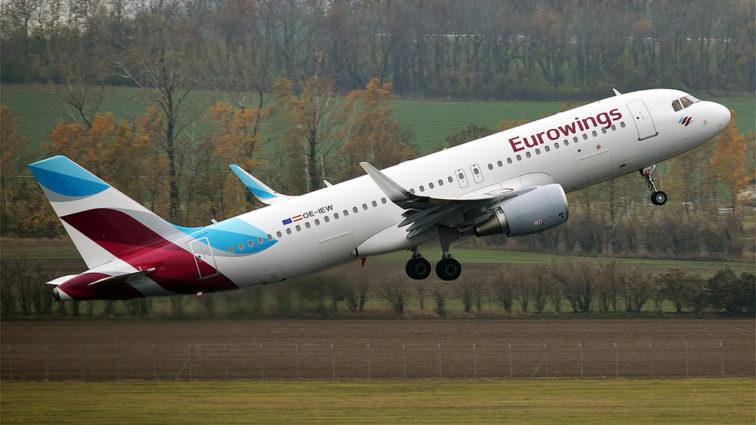 Eurowings va avea din prima parte a anului 2017 bază și la Munchen