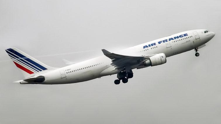 Air France zboară acum din Paris către Accra (Ghana)