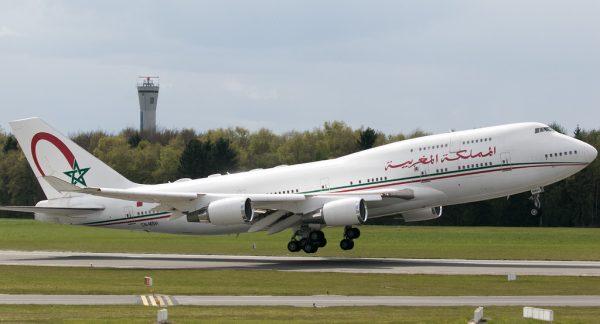 Guvernul marocan va primi un Boeing 747-8i în configurație VIP