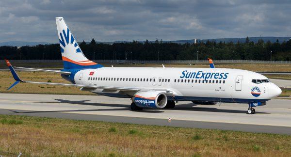 Rută nouă: București – Antalya cu SunExpress din Aprilie 2018; prețuri de la 90EUR dus-întors