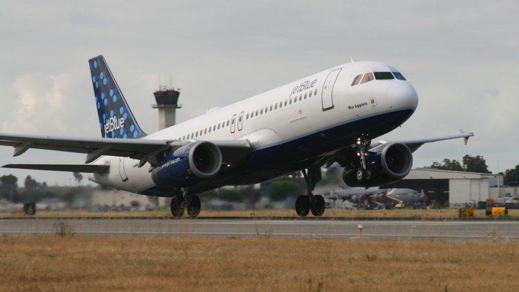JetBlue țintește către zboruri transatlantice