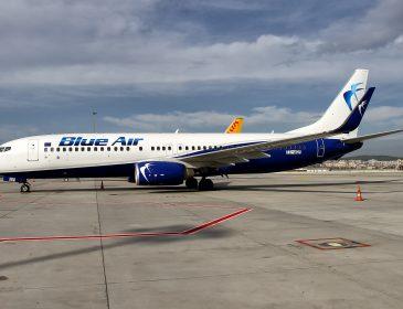 Următoarele 3 Boeinguri 737-800NG Blue Air sunt pregătite și vor ajunge la București în zilele următoare (FOTO)