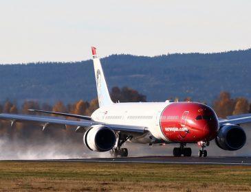 Norwegian stabilește un nou record după ce a efectuat un zbor New York – Londra Gatwick în 5 ore și 13 minute