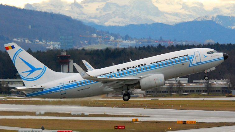 TAROM suspendă zborurile Iași – Torino, Madrid, Munchen și Suceava – Torino