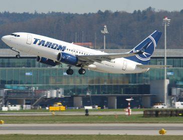 Ofertă specială TAROM – achiziționează bilete de călătorie și intră în concurs