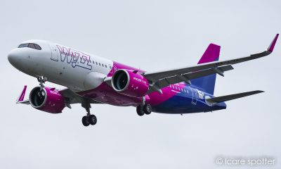 HA-LJA Airbus A320neo Wizz Air / Foto: Icare Spotter