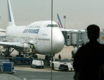 Air France-KLM prevede scăderi ale veniturilor datorită mediului geopolitic