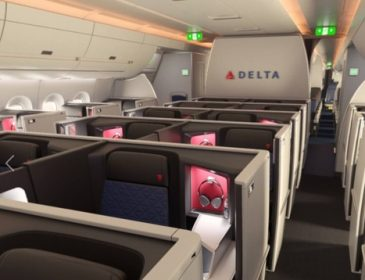 Cum arată Delta One Private Business Class al aeronavelor A350 din flota Delta