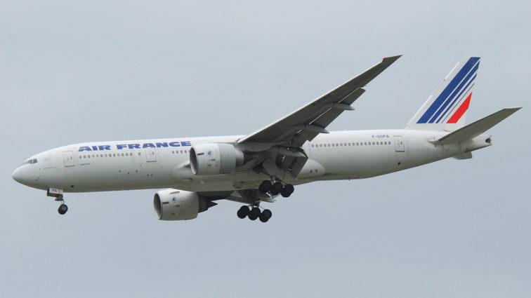 Air France va zbura la Male (Maldive) din 1 Noiembrie