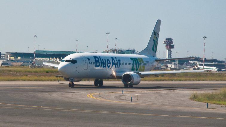 Blue Air: Se caută Agent Ticketing la Cluj
