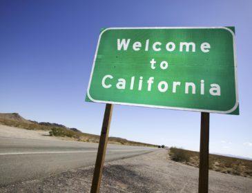 Statul California produce venituri mai mari, în raport cu Franța