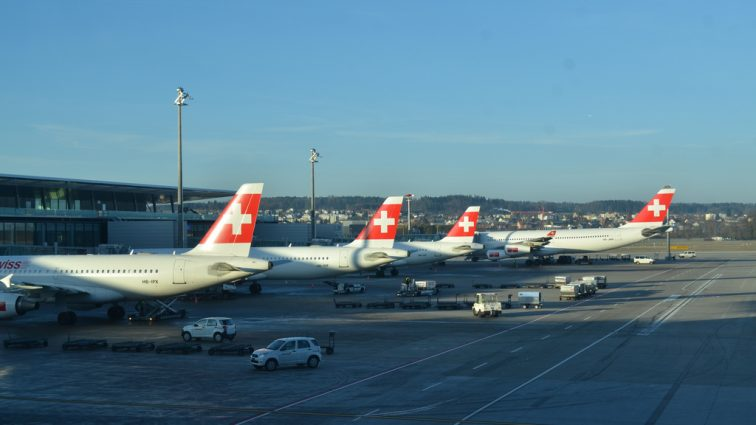 Transportatorul Swiss ar putea renunța la zborurile pe distanțe scurte din Geneva