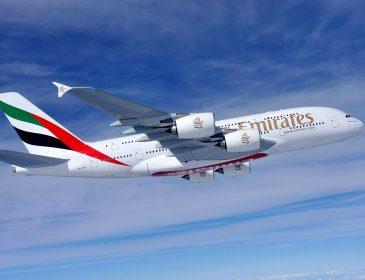 Emirates investește 2,5 miliarde dolari în aeronave Airbus A380