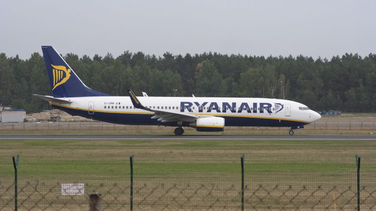 Ryanair oferă 2.000.000 de locuri reduse cu 20%, pe toate rutele europene. Ofertă valabilă doar astăzi!