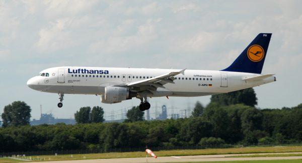 Zborul Lufthansa LH1419 București – Frankfurt a fost redirecționat astăzi la Budapesta