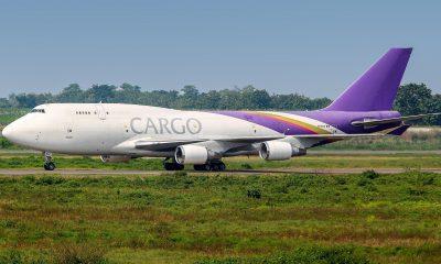 Boeing 747-400BCF Terra Avia (ER-BAG) / Foto: Abdiel I R