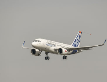 Aeronava Airbus A319neo zboară pentru prima oară