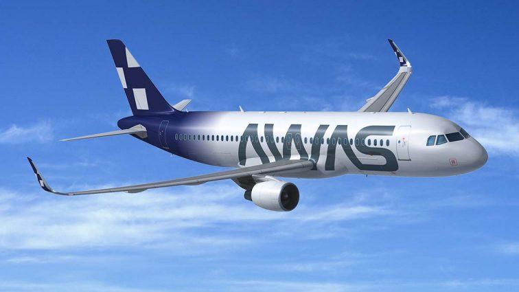 AWAS comandă 15 aeronave din familia A320