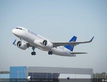 Air Astana recepționează prima sa aeronavă A320neo