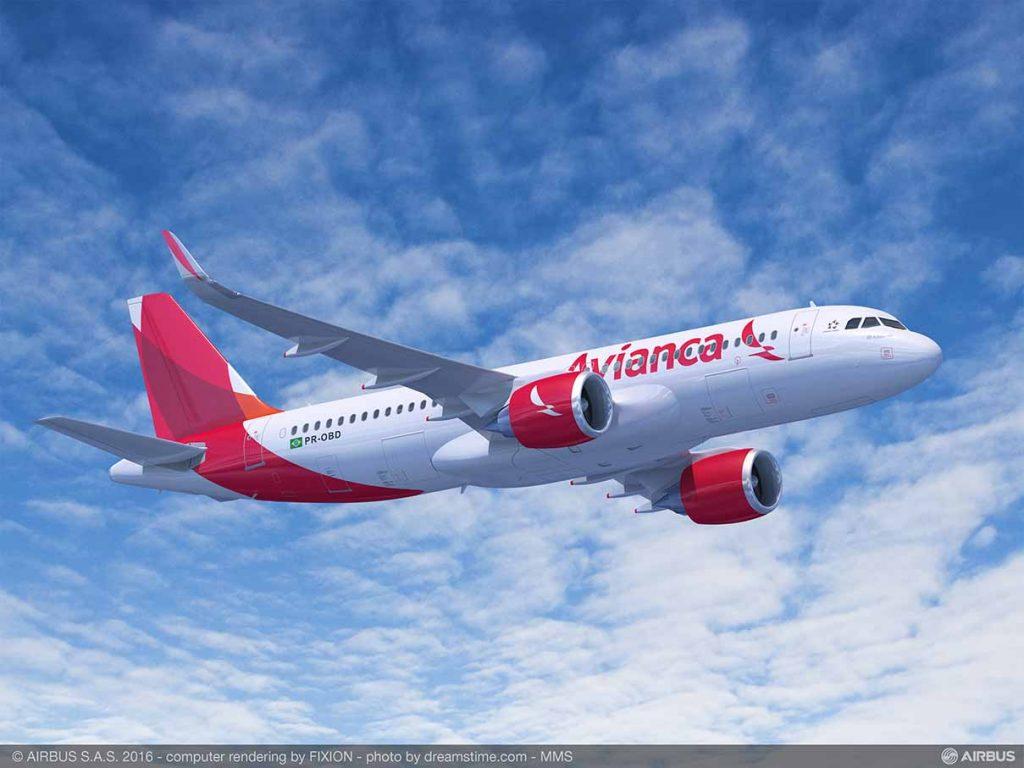 A320neo_Avianca Brazil_