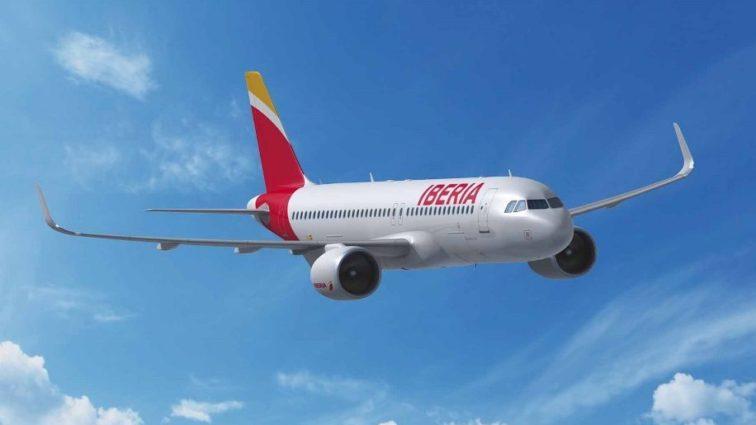 Iberia a comandat 20 de Airbusuri A320neo