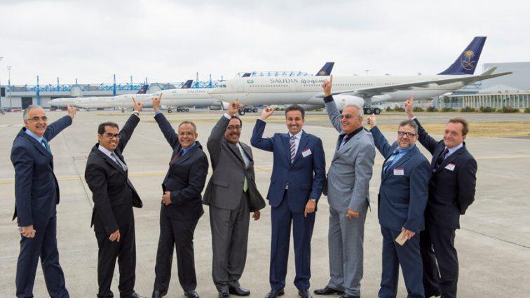 Airbus livrează prima aeronavă A330-300 Regional către Saudi Arabian Airlines
