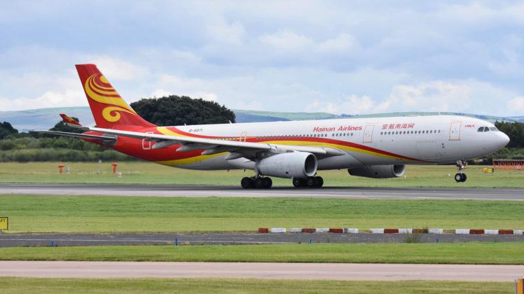Hainan Airlines va zbura din 15 Septembrie la Belgrad