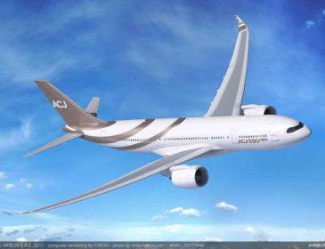 Airbus anunță ACJ330neo; un private jet cu până la 20 de ore sau 17400km autonomie