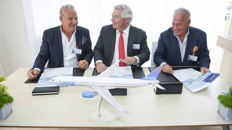 Airbus a pășit cu dreptul în cadrul evenimentului Farnborough Airshow 2016