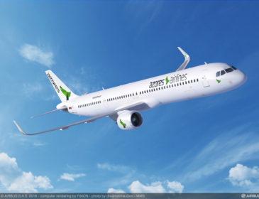 Azores Airlines își extinde operațiunile transatlantice cu Airbus A321neo