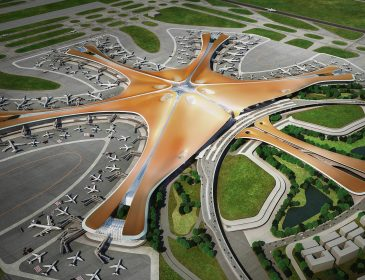Noul aeroport Daxing din Beijing va fi alocat operatorilor din alianța SkyTeam