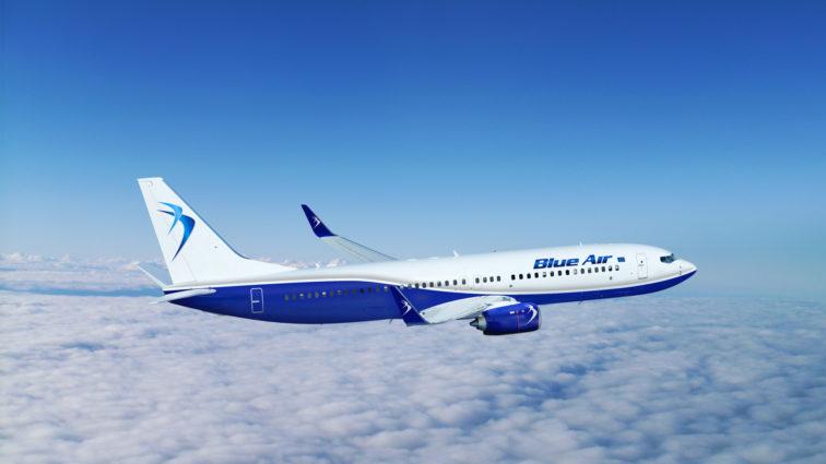 Blue Air va efectua din nou zboruri pentru LOT Polish Airlines; de data aceasta cu două aeronave