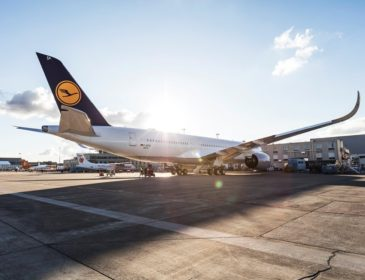 Biletele pentru zborul special cu Airbus A350 Lufthansa s-au vândut în numai câteva minute