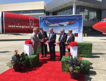 Norwegian a recepționat primele sale două Boeinguri 737 MAX 8 (FOTO & VIDEO)