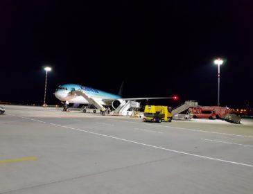 INCIDENT: Un Boeing 777 Korean Air a fost escortat de avioane de vânătoare germane după ce a pierdut contactul cu solul