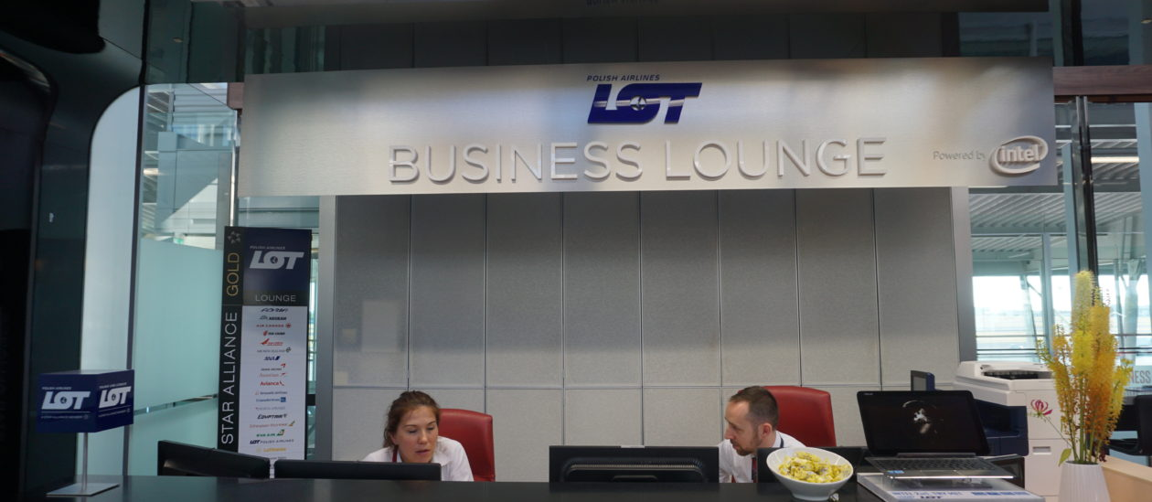Ne-a plăcut LOT Business & Elite Club Lounge 'Polonez'