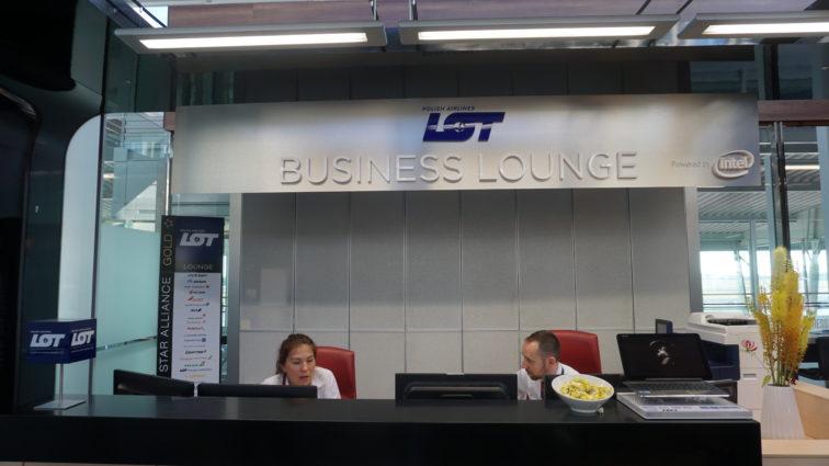 Ne-a plăcut LOT Business & Elite Club Lounge 'Polonez'