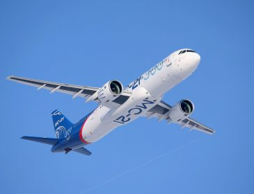 Aeroflot plasează o comandă fermă pentru 50 de aeronave rusești MC-21