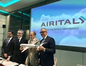 Operatorul italian Meridiana devine Air Italy; flota va include avioane B737 MAX, B787 Dreamliner și A330