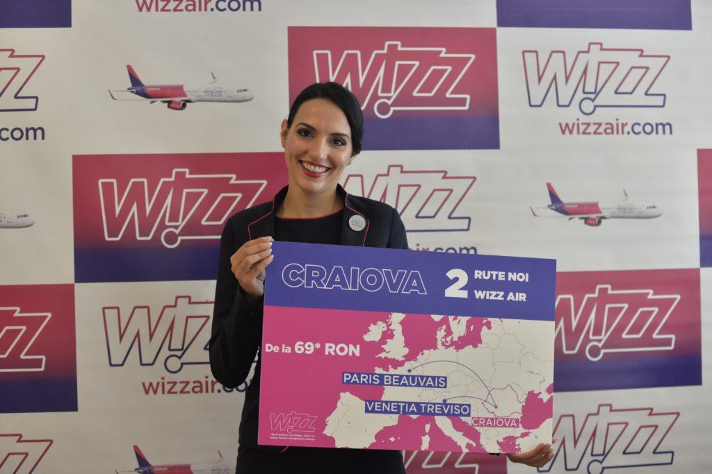 Daniela Bozdogescu - Ambasador Wizzair