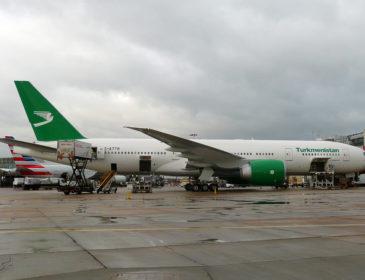 Un Boeing 777 al Turkmenistan Airlines care a zburat către Istanbul a aterizat în final la Minsk, iar după două încercări eșuate a ajuns și la Istanbul