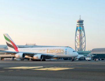 Emirates va opera cel mai scurt zbor comercial cu A380 de la 1 Decembrie