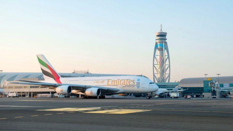 Aeroportul din Dubai va avea 47 de standuri dedicate aeronavelor Airbus A380