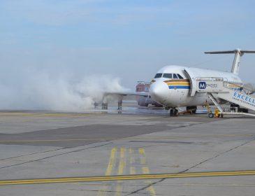 Astăzi a avut loc simularea unui accident aviatic pe Aeroportul Otopeni (FOTO)