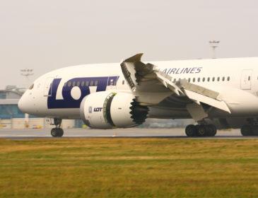 LOT va închiria de la ALC un Boeing 787-9 Dreamliner; flota sa va număra patru aeronave de acest tip
