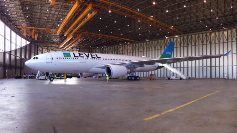 Primele zboruri lung-curier ale companiei low-cost LEVEL au decolat de la Barcelona