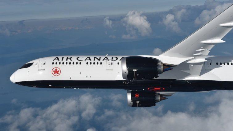 Record: Air Canada a transportat aproape 1 milion de pasageri în numai șase zile