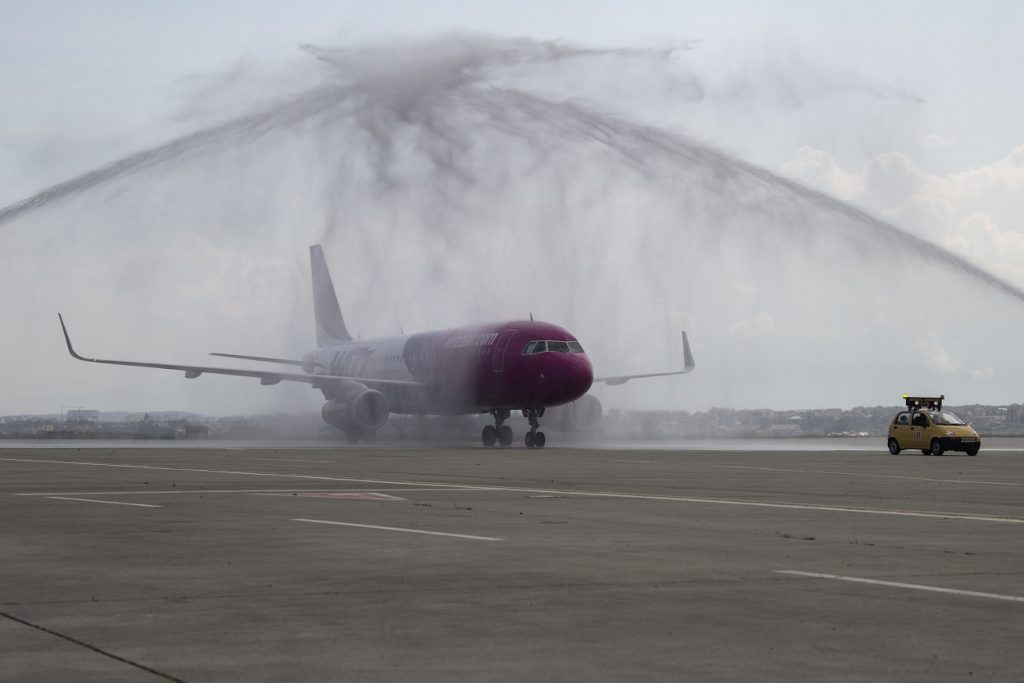 Inaugurare Baza Wizz Air Sibiu 02
