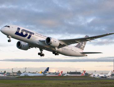Rută nouă: LOT Polish Airlines va zbura din Mai către Singapore
