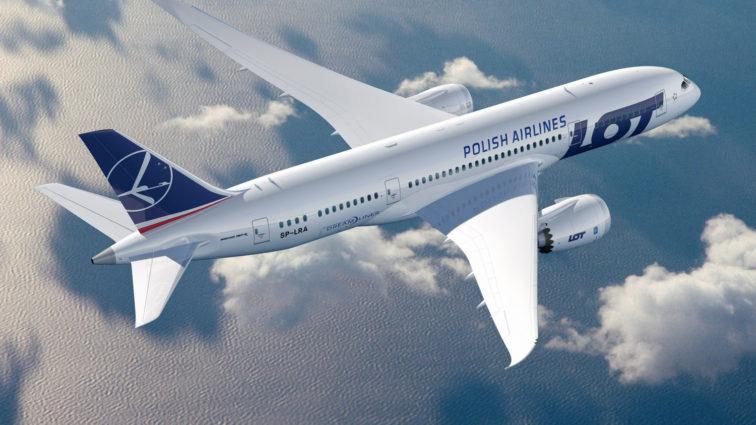 LOT va zbura în 7 Iulie cu Boeing 787-8 Dreamliner la Budapesta; bilete promo la numai 83EUR dus-întors (WAW-BUD-WAW)
